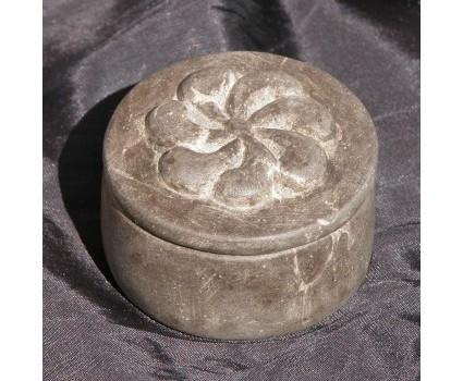 scatolette portagioie in pietra della Majella