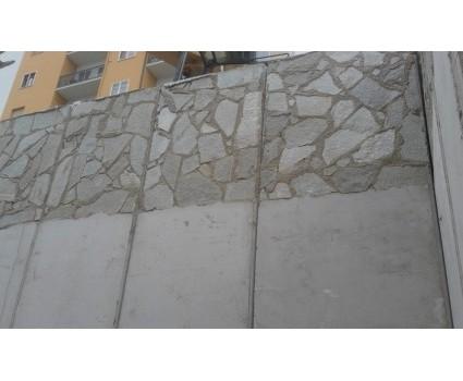 Lastra di rivestimento I pannelli di rivestimento in c.a.v