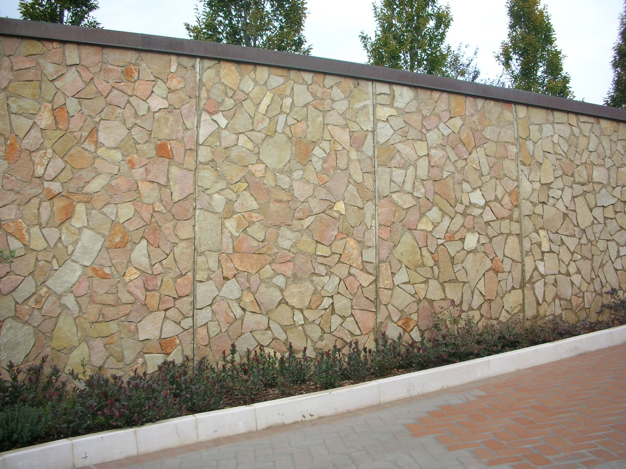 Primavera Prefabbricati Muri Prefabbricati Monolastra Con Rivestimento